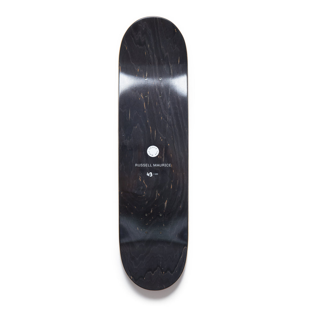 Russell Maurice (Gasius) - Skateboard