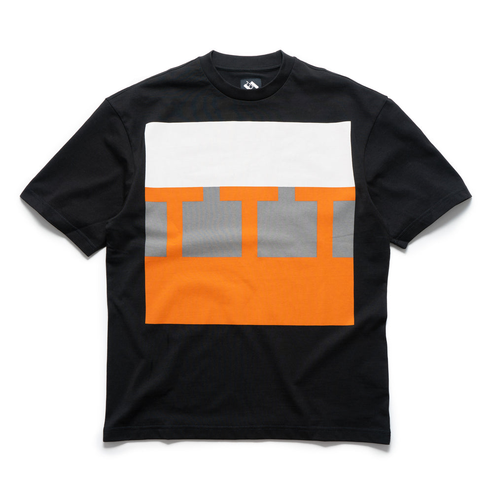 Block T-Shirt - Black