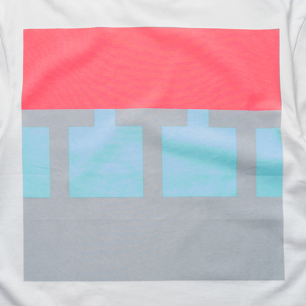 Block T-Shirt - White
