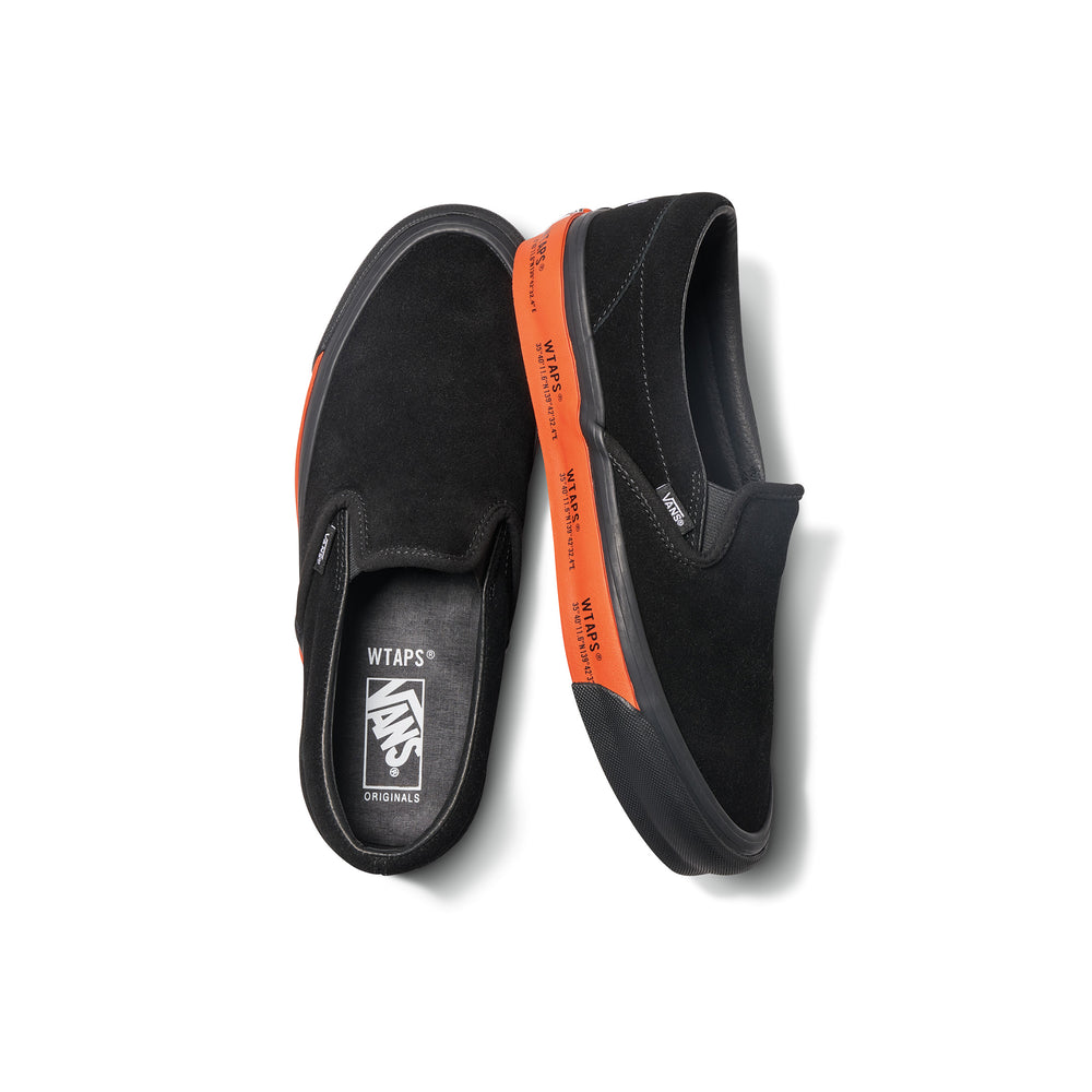 Vans Vault x Wtaps Slip-On - Black