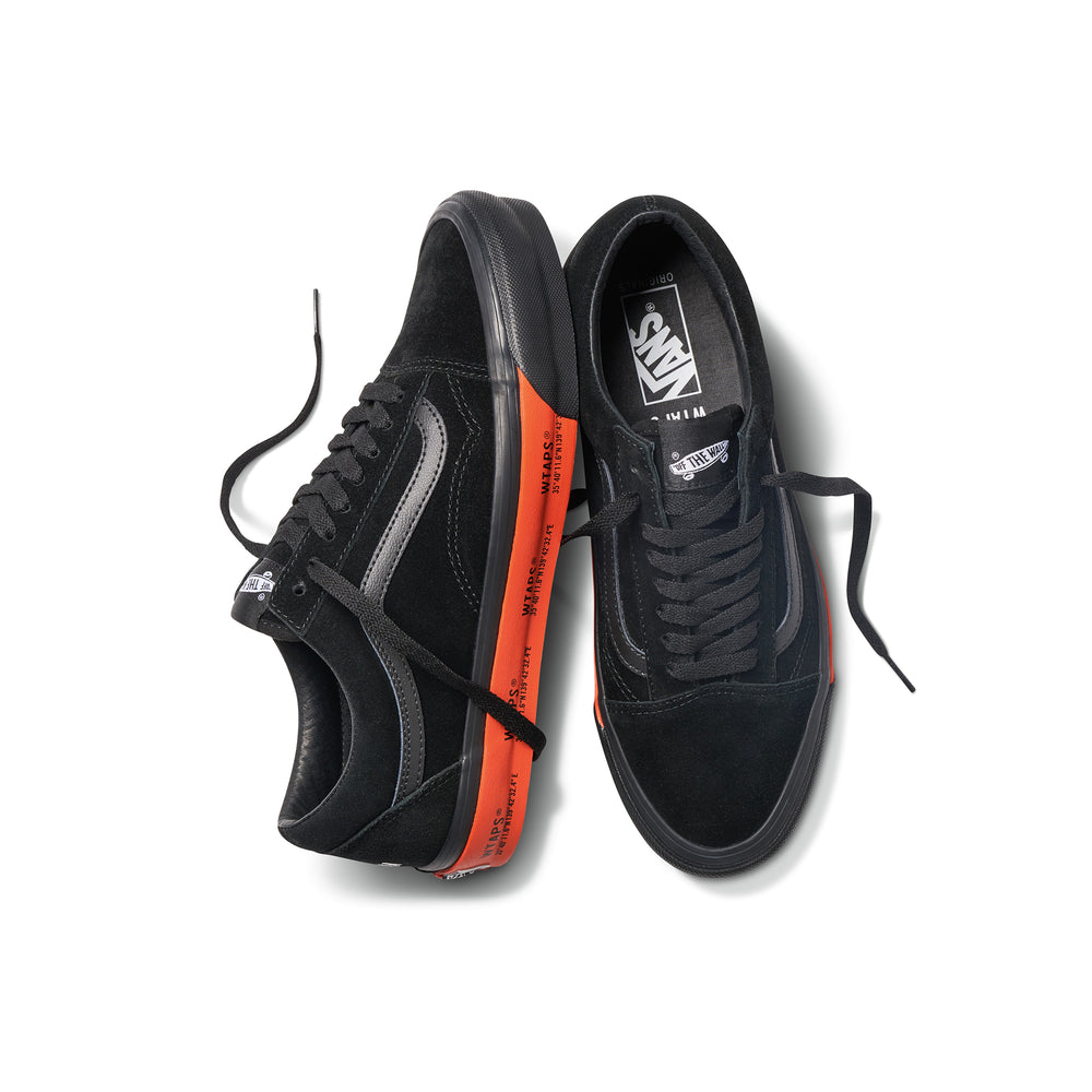 Vans Vault x Wtaps Old Skool - Black