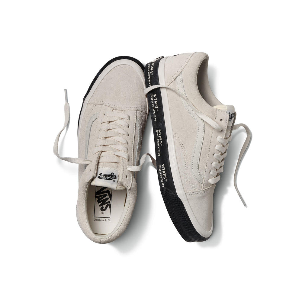 Vans Vault x Wtaps Old Skool - White