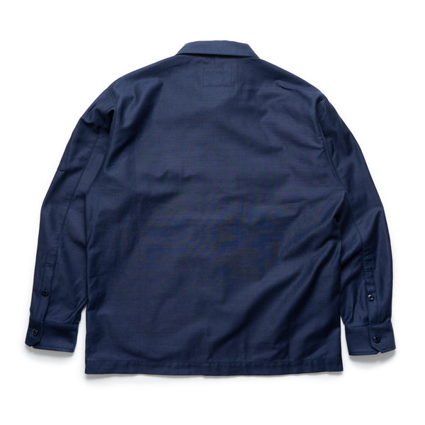 Buds LS Shirt - Navy