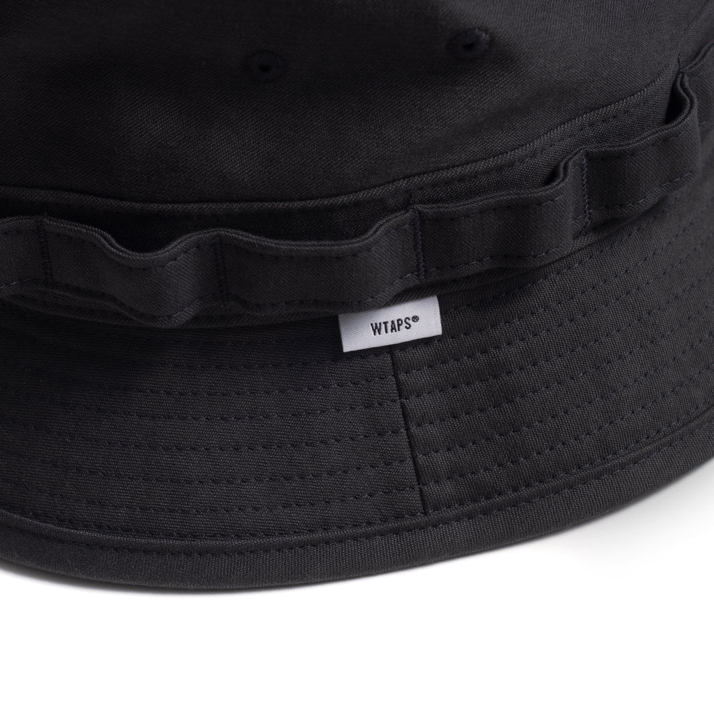 Jungle Hat - Black
