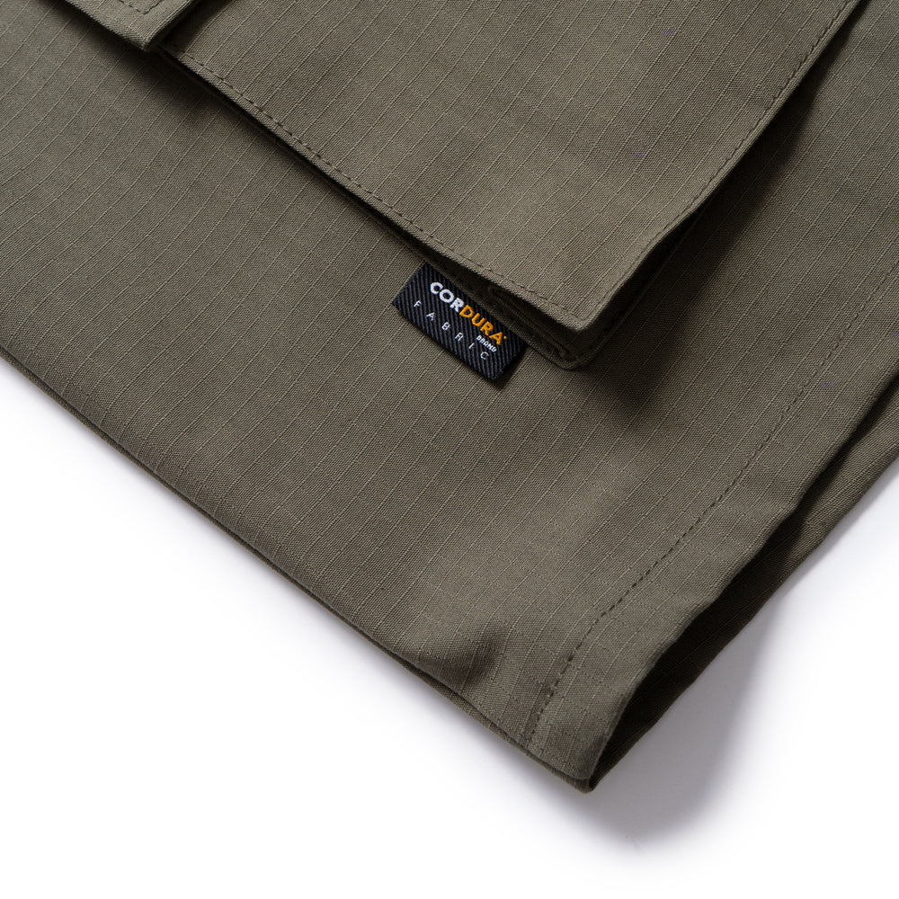 Jungle LS Shirt - Olive Drab