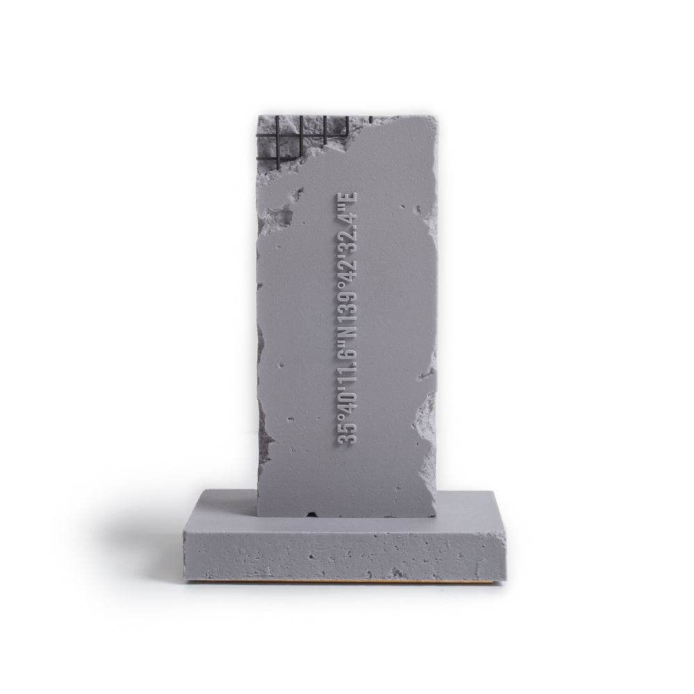 Monolith Incense Chamber - Grey