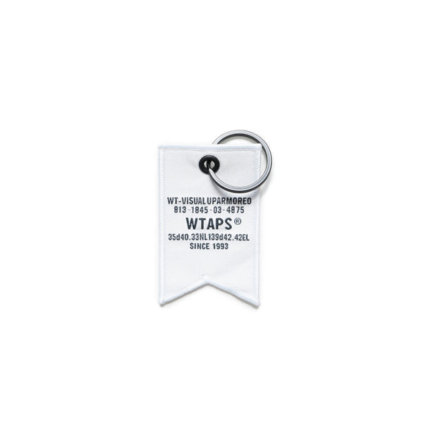 POS Key Holder - White