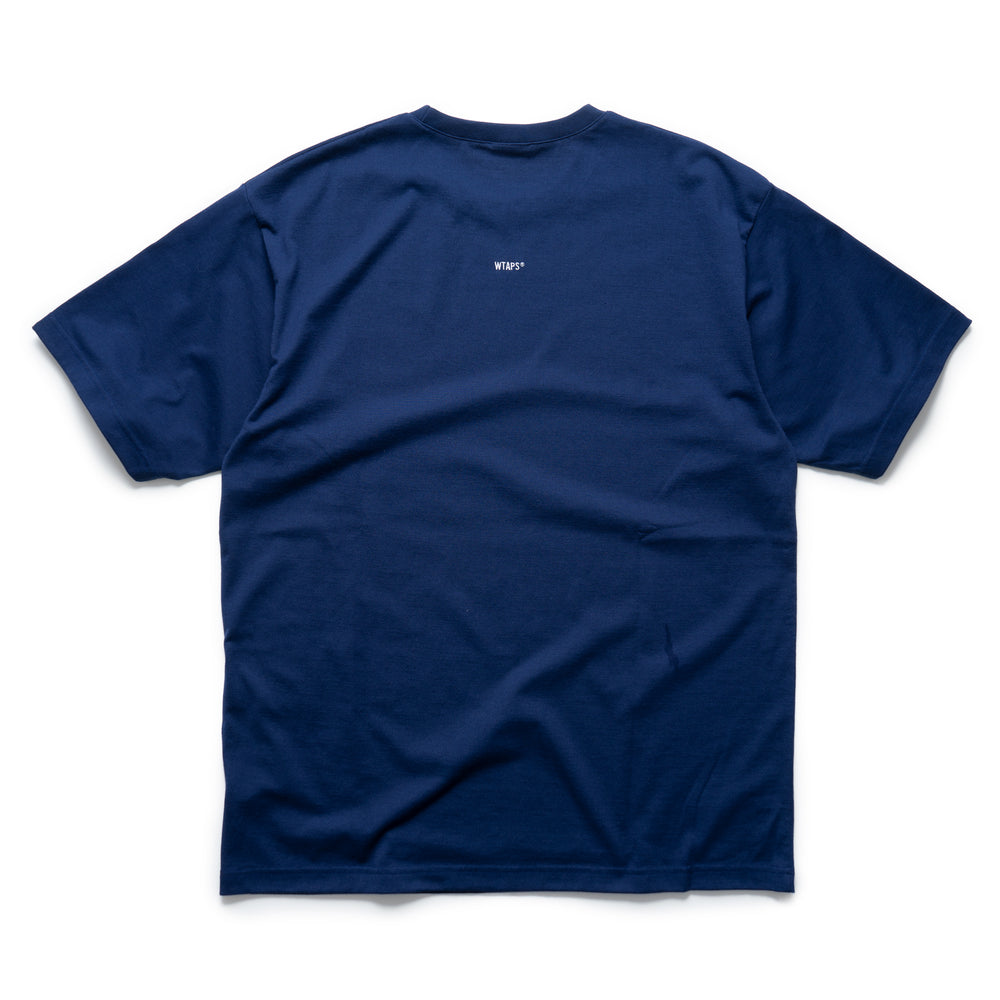 Sign Design SS 03 Tee - Navy
