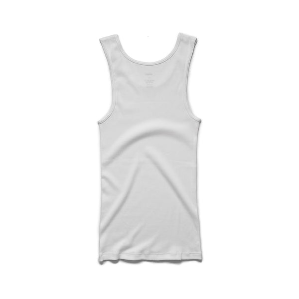 Skivvies Tank - White