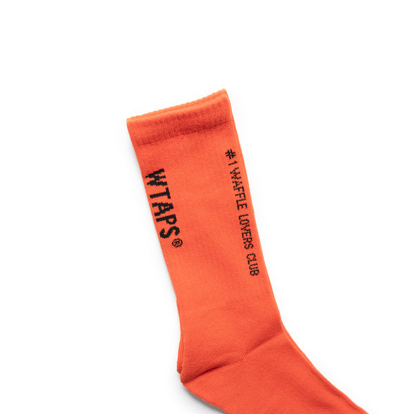 Vans Vault x Wtaps Socks - Orange