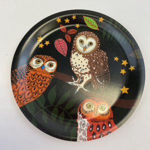 Load image into Gallery viewer, Handmade Soap with Owl Tray