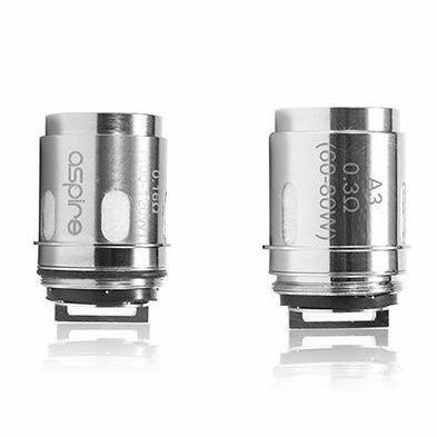 Aspire Tanks + Coils