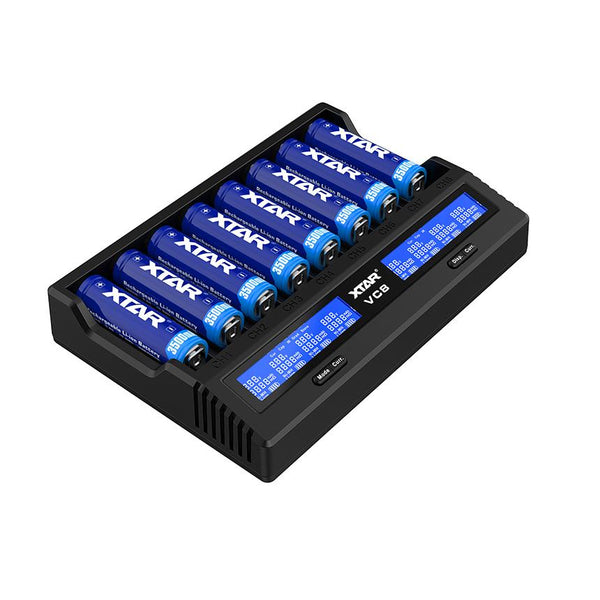 Xtar VC8 USB Battery Charger