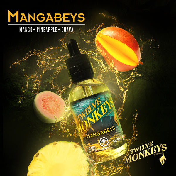 Twelve Monkeys - Mangabeys
