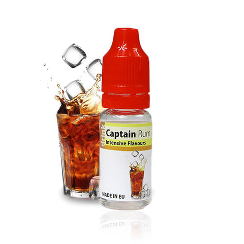 Molinberry Captain Rum – 30ml
