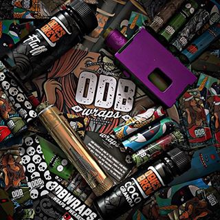 ODB 20700 Battery Wraps // 20700 Only