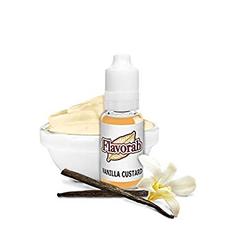 Flavorah Vanilla Custard - 30ml
