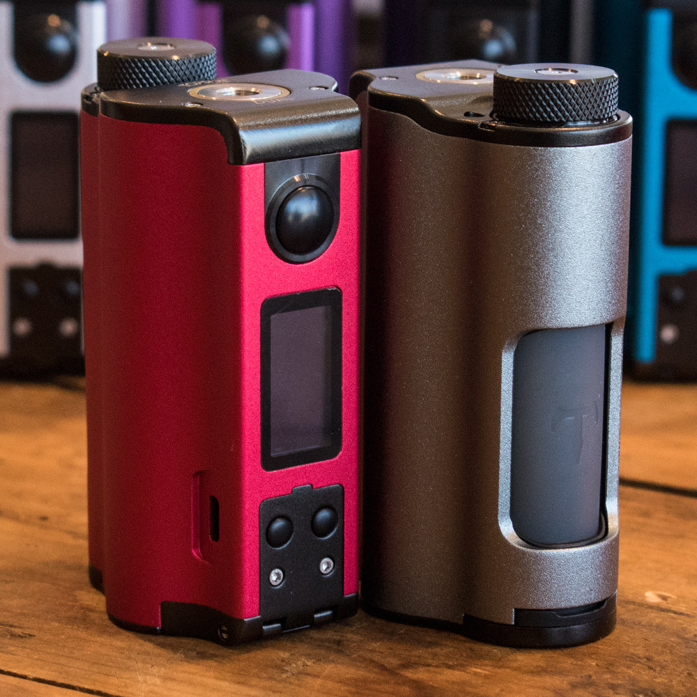 Dovpo Topside Dual Squonk Mod - Free Express Shipping!   Mod ...