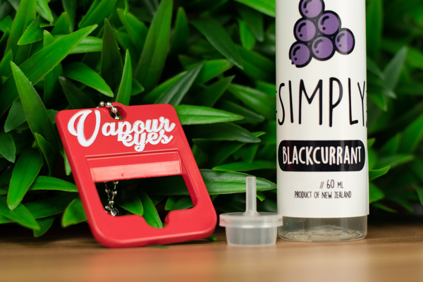 The Vapoureyes Top Popper Juice Bottle Opener