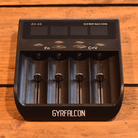 Gyrfalcon All-44 Quad Bay AC Battery Charger