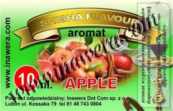 INW Apple (Shisha) – 30ml
