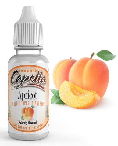 Capella Apricot – 30ml