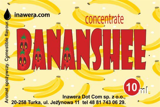INW Bananshee - 30ml