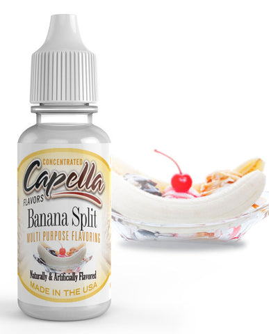 Capella Banana Split – 30ml