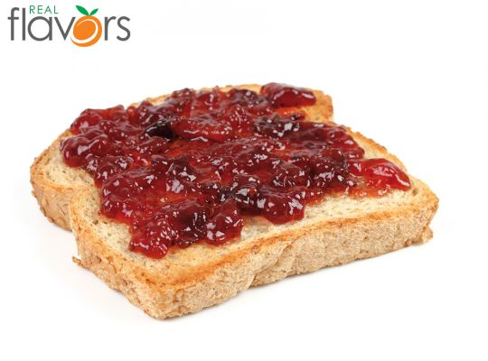RF Blackberry Jam with Toast - 30ml