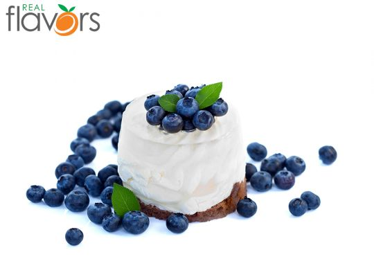 RF Blueberries and Cream - 30ml
