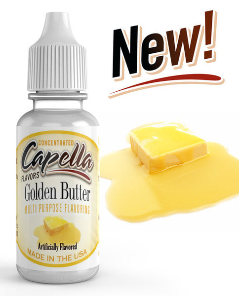 Capella Golden Butter – 30ml