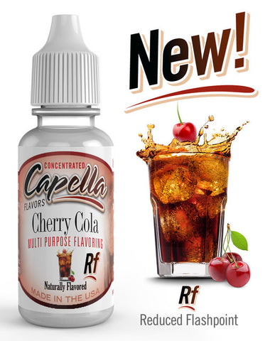 CAP Cherry Cola Rf