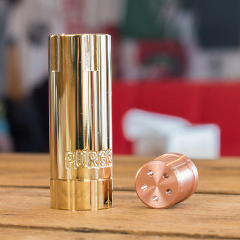 Purge Mods Slam Piece Mechanical Mod