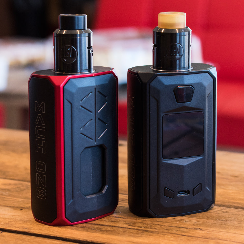 USV Mach ON3 Squonk Kit w/ Mach 2 RDA