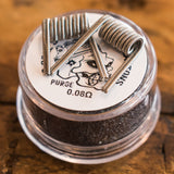 Purge Handmade Staggered Fused Claptons