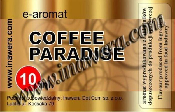 INW Coffee Paradise – 30ml