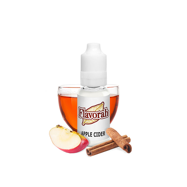 Flavorah Apple Cider - 30ml