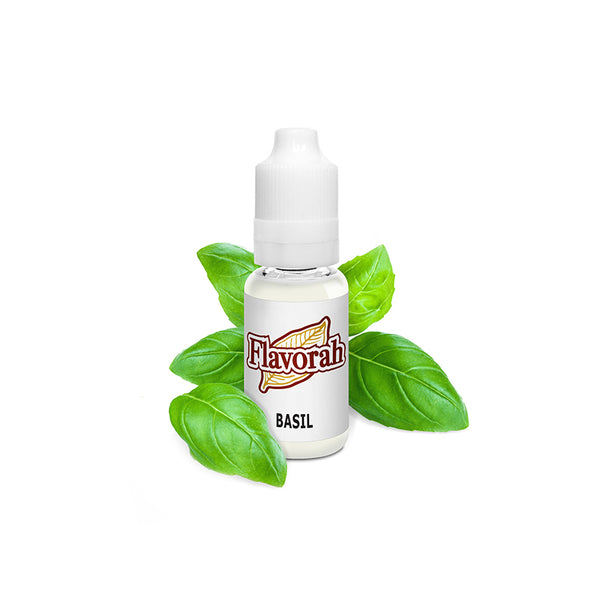 Flavorah Basil - 30ml