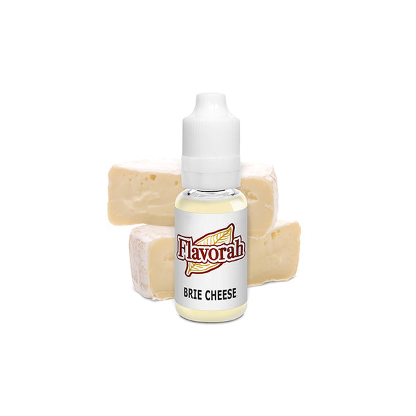 Flavorah Brie Cheese - 30ml
