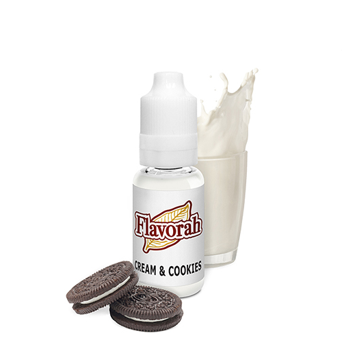 Flavorah Cream & Cookie - 30ml
