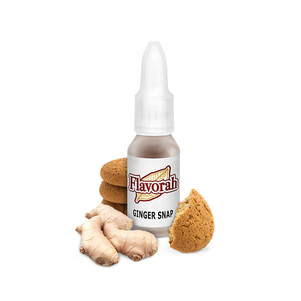 Flavorah Ginger Snap - 30ml