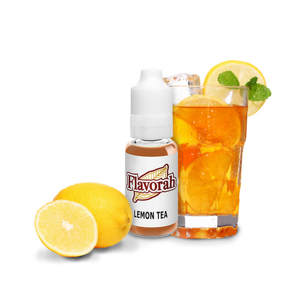 Flavorah Lemon Tea - 30ml