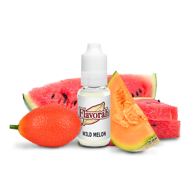 Flavorah Wild Melon - 30ml
