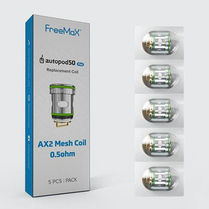 Freemax Mesh AX2 Replacement Coils