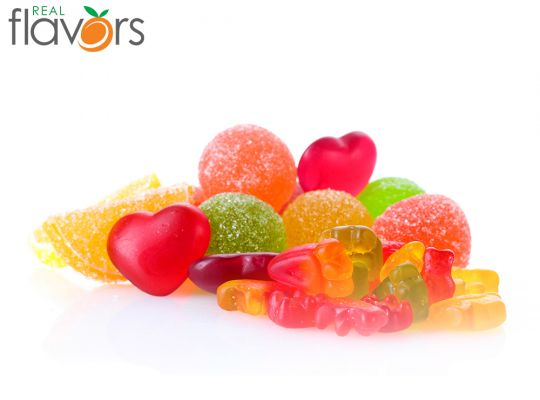 RF Fruit Candy - 30ml