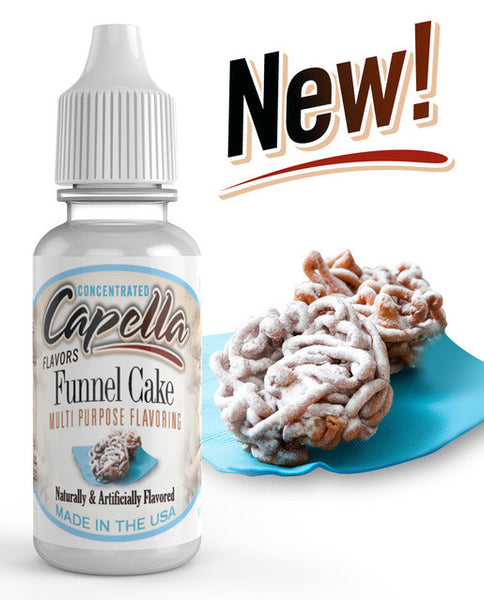 Capella Funnel Cake – 30ml