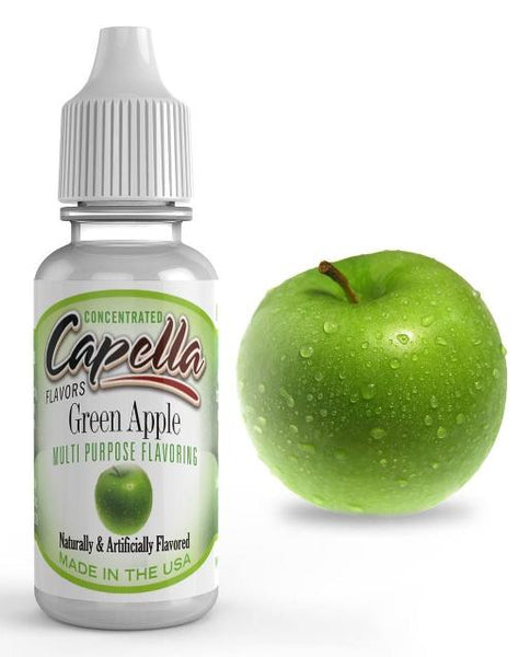 Capella Green Apple – 30ml