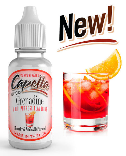 CAP Grenadine – 30ml