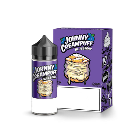 Johnny Creampuff - Blueberry