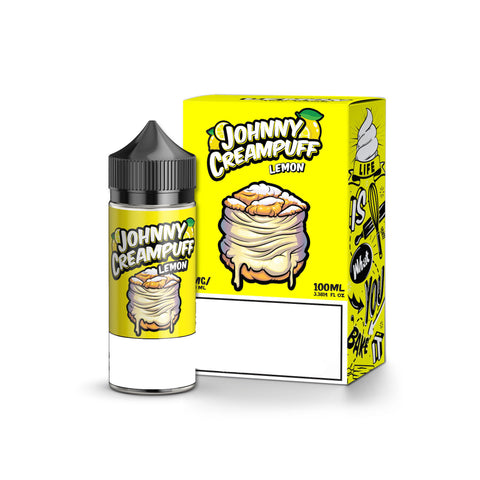Johnny Creampuff - Lemon